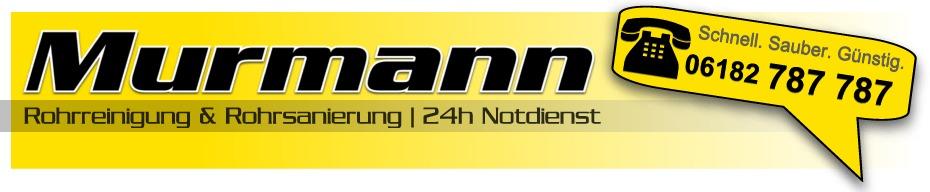 Rohrreinigung Murmann - Fam. Murmann KG